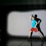 Adam in Rehearsal